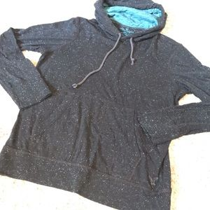 American Eagle Speckled Thin Hoodie